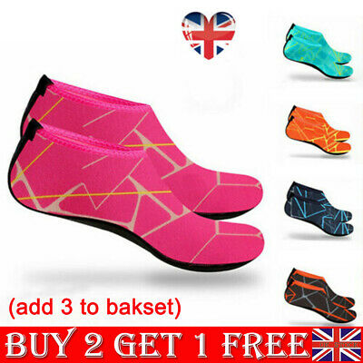 Adult Kids Water Skin Shoes Aqua Socks Diving Quick Dry Non-slip Swimming BeachG