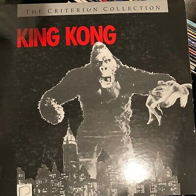 King King - Criterion Collection Laserdisc - Buy 6 for free shipping