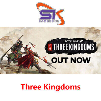Total War:Three Kingdoms - PC Steam - Region Free 📦 Fast Delivery 📦