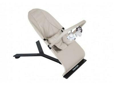 Love N Care Harmony Baby Bouncer (Beige) Love Care Free Shipping!