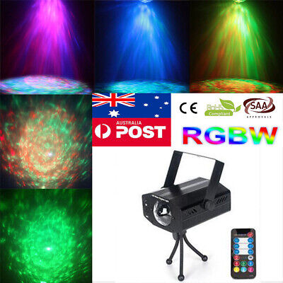 Party DJ Lights LED Stage Lighting Effect Bar Disco RGB Projector Wedding