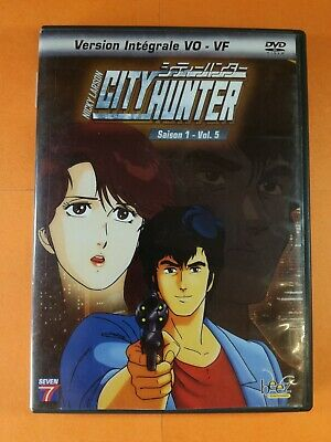 °!°/ DVD - CITY HUNTER Nicky Larson - saison 1 volume 5 VO VF