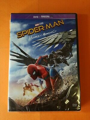 °!°/ DVD SPIDER-MAN HOMECOMING - neuf blister