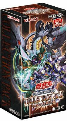 Yu-Gi-Oh Duel Monsters collection pack duelist of revolution box JAPAN OFFICIAL