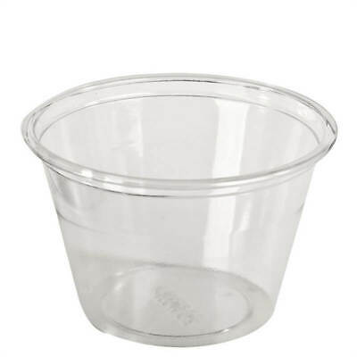 1000 x 4oz Portion Pots / Lids | Catering Supplies