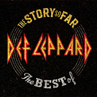 DEF LEPPARD The Story So Far The Best Of 2CD BRAND NEW Greatest Hits