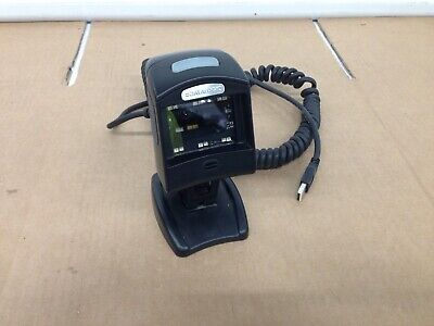 DATALOGIC MG1000i Magellan, Barcode scanner, 1D & 2D, stand type, tested