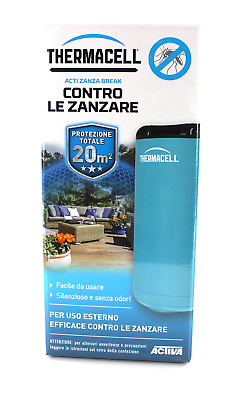 Repellente antizanzare portatile actizanza break thermacell