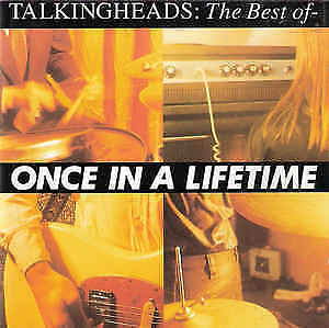 Talking Heads – Once In A Lifetime - The Best Of CD