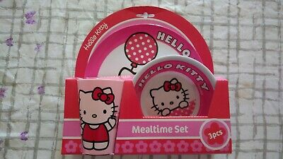 Set Pappa Hello Kitty