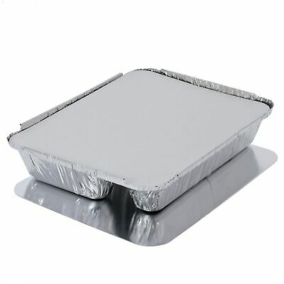 300 x Lids for 3 Compartment Trays Recyclable | Catering Supplies