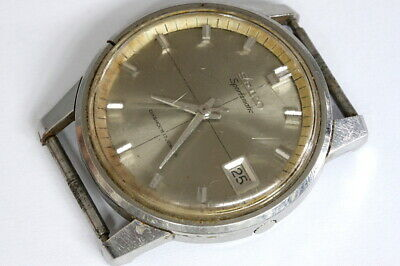Seiko 7625-8041 sportsmatic watch for parts/restore - Serial nr. 7007188