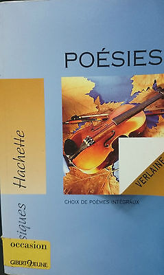 Poesies - by Hachette / French
