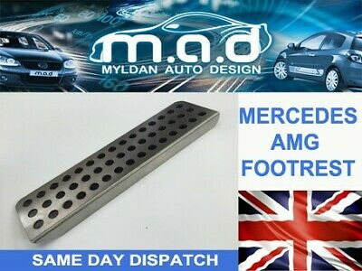 New Footrest For Mercedes A Class Amg A45 Foot Pedal C Class C63 Amg Cla Gla Ml