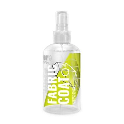Gyeon Q2 Fabric Coat 120ml Very hydrophobic and durable fabric protectant.