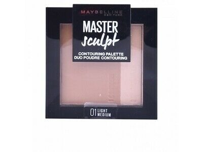 MASTER SCULPT contouring foundation 1-light medium