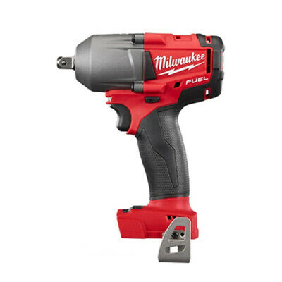 """Milwaukee 2860-20 M18 FUEL 1/2"""" Mid-Torque Impact Wrench with Pin Detent"""