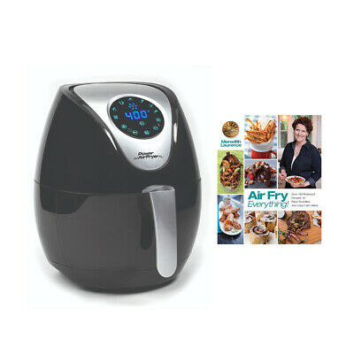 Tristar Power AirFryer XL (5.3 Qt.) with Air Fry Everything Foolproof Recipes