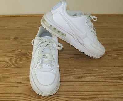 USED MENS NIKE Air Max 90 Leather Pa Running Shoes 705012