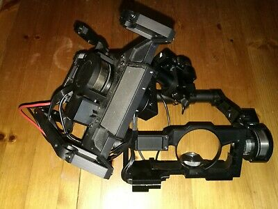 Zenmuse Z15 GH4 Gimbal with plenty of spare leads.