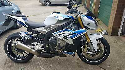 Bmw S1000r Sport 2014 with extras