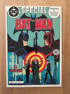 BATMAN - Le Vengeur - Sagédition - 1985 - NEUF