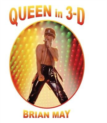 Queen In 3D The Lite Edition, 9781999667429