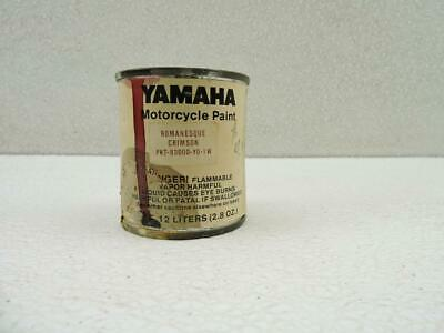 Auto & Motorrad: Teile YAMAHA 2 COLOUR TOUCH UP PAINT KIT