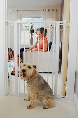 Bettacare EXTRA TALL CHILD & PET SAFETY GATE Baby/Kids/Toddler Home Safety BN