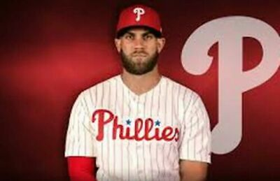 2019 Phillies ALS Phestival BRYCE HARPER Photo Booth Ticket SOLD OUT + Grab Bags