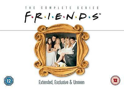 Friends - Season 1-10 (40 Dvd) [Edizione in lingua inglese] - Kevin Bright,g...