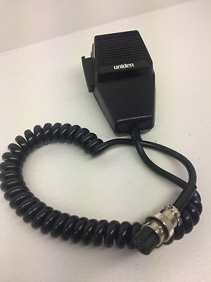 uniden MK-442 microphone Suits Uniden Washington Base SSB/AM CB 5pin Mic socket