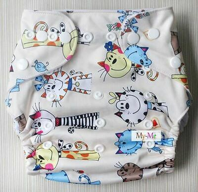 H25 Baby Cloth Diaper  Washable Reusable Pocket Best Nappy diaper cover