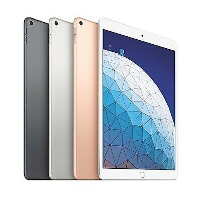 Apple iPad Air (2019) 10,5 Zoll 64GB und 256GB WiFi und WiFi + Cellular *Neu*