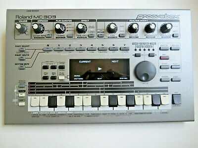 Never Used-Original Owner (Watch Video) Roland MC 303 Groovebox!