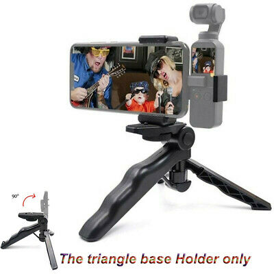 Pocket Extended Camera Tripod Mount Phone Holder Accessories For DJI OSMO AU