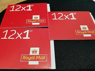 Royal Mail 1st Class Self Adhesive Postage Stamps x 36