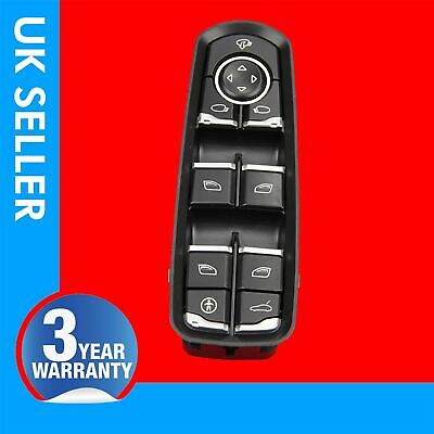 Power Electric Window Controller Switch Porsche Cayenne Panamera 7PP959858R