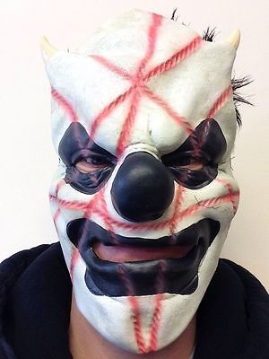 Slipknot Stil Maske Shawn Latex Gruseliger Clown Kostüm Zubehör Download