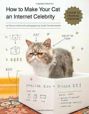 How to Make Your Cat an Internet Celebrity: A Guide to Financial Freedom,Patric