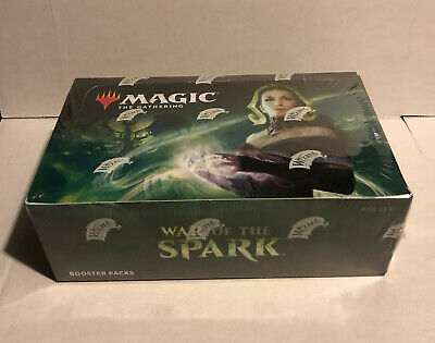 Magic the Gathering, War Of The Spark, Factory Sealed Booster Box! MTG! NEW!!
