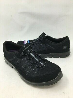 factory outlet outlet boutique fashion styles SKECHERS GRATIS - Strolling Trainers 22823 Womens Faux ...