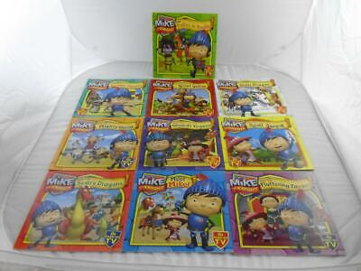 Mike The Knight, 10 x Children's Story book Paperback Book Set