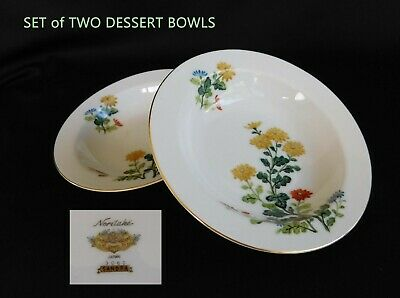 SET of TWO have many more items from set Noritake Altadena 2 DESSERT BOWL