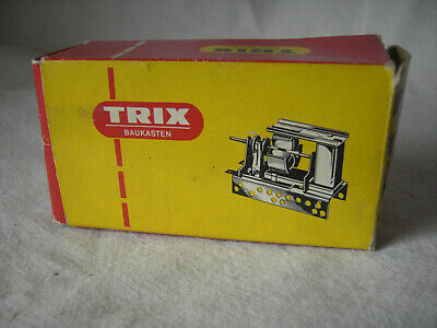 1  X Elektromotor für Baukasten Trix - MADE IN WESTERN GERMANY -