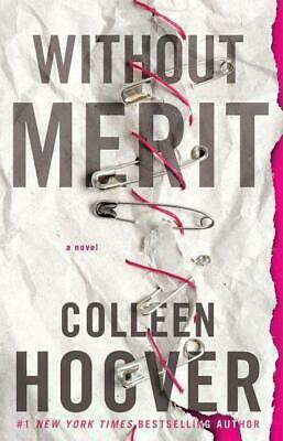 Without Merit - Colleen Hoover - 9781501170621 PORTOFREI