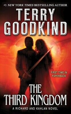 The Third Kingdom - Terry Goodkind - 9780765370679