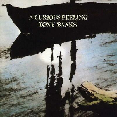 Tony Banks - A Curious Feeling (Expanded Edition) (Cd+Dvd)