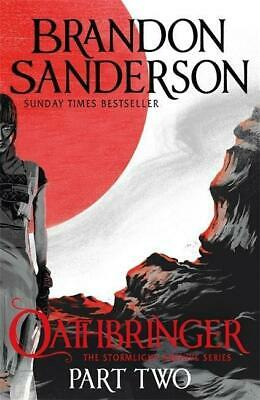 The Stormlight Archive 03. Oathbringer Part Two - Brandon Sanderson