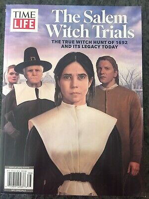 The Salem Witch Trials Time Life Specials (2018) True Witch Hunt of 1692 Legacy